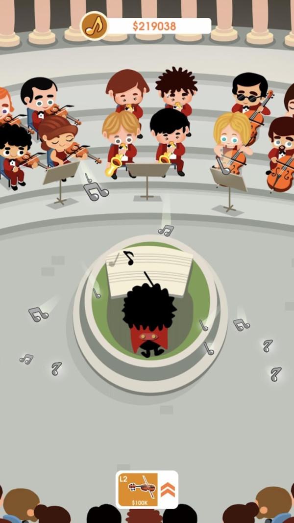 音乐公司手游