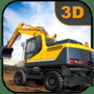 挖掘机泥沙模拟器