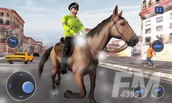 纽约警察骑马