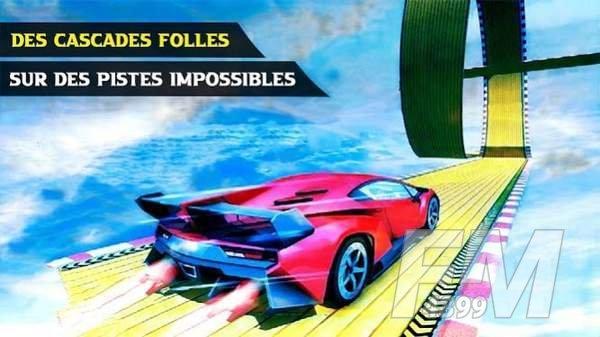 汽车特技3D极限城市