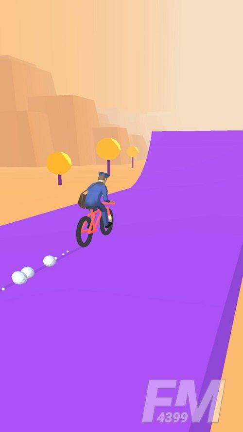 骑自行车我最强