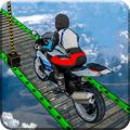 摩托车空中赛道