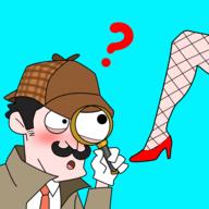 侦探小画家