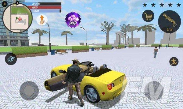 城市黑帮猎人3D