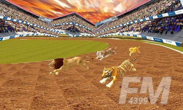 疯狂丛林动物竞速赛