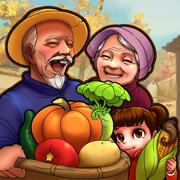 外婆的农家小院生活