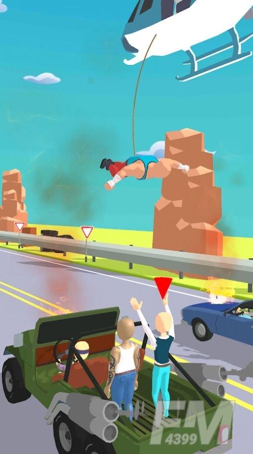救援奔跑3D手游