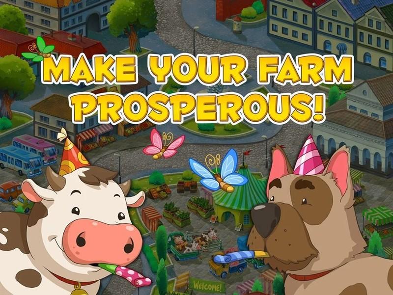 欢乐时光农场截图
