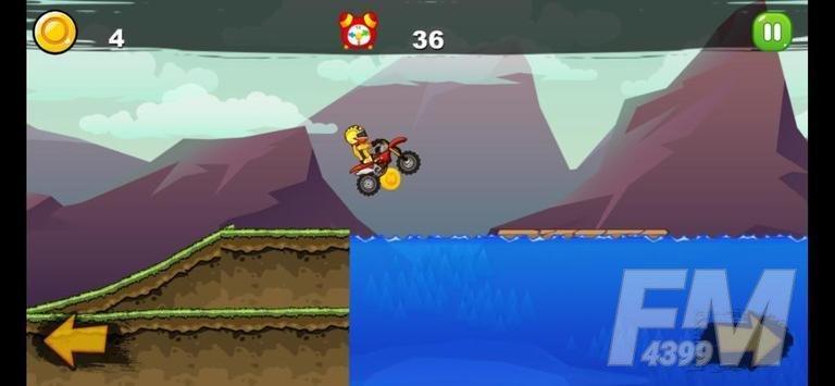 激情摩托车
