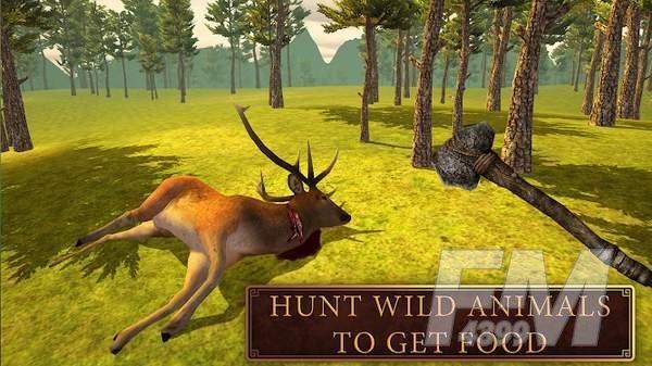 野生世界生存模拟器