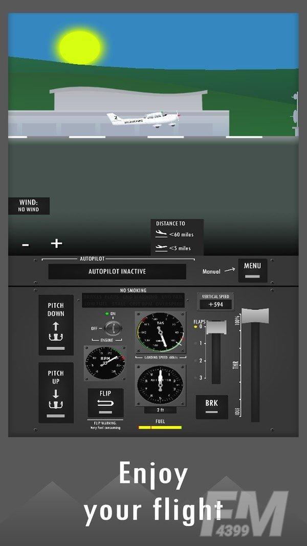 飞行模拟2D
