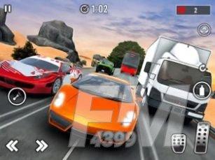 新警车极限驾驶模拟