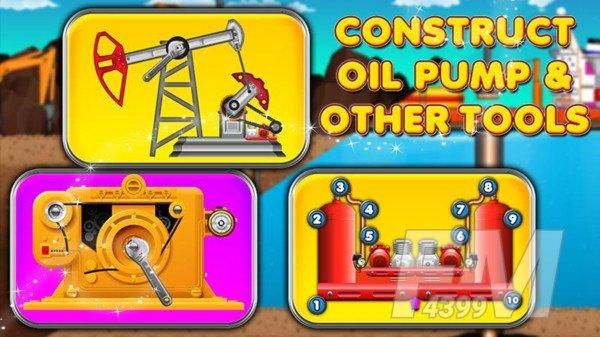 石油开采大亨