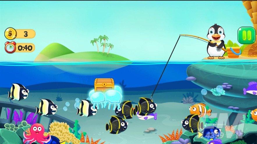 深海钓鱼疯狂