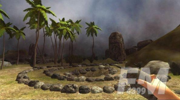迷失的荒岛求生