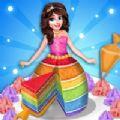 彩虹娃娃蛋糕机