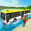 模拟水上客车