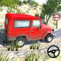 越野普拉多驾驶模拟器