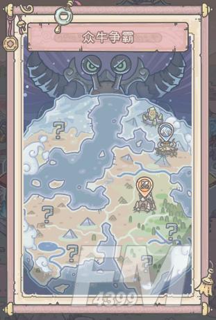 最强蜗牛众牛争霸地图大全:众牛争霸地图资源位置分布一览[多图]图片1