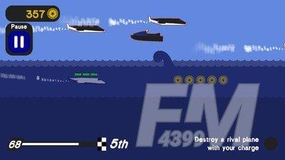 水上竞技飞机