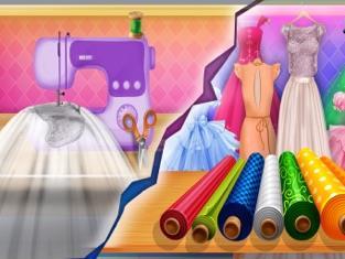 婚纱裁缝店