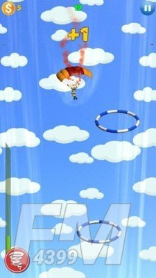 人类跳伞挑战