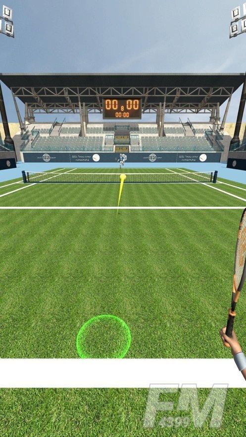 FPS网球