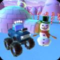 雪人怪兽车