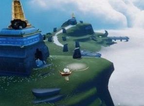 光遇仙乡位置在哪里 仙乡的金塔下冥想任务