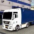 欧洲3D驾驶卡车模拟