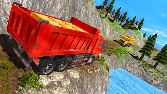 城市运货卡车截图