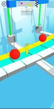 超棒跑酷比赛3D