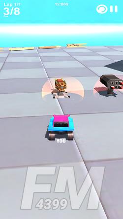 迷你战斗车