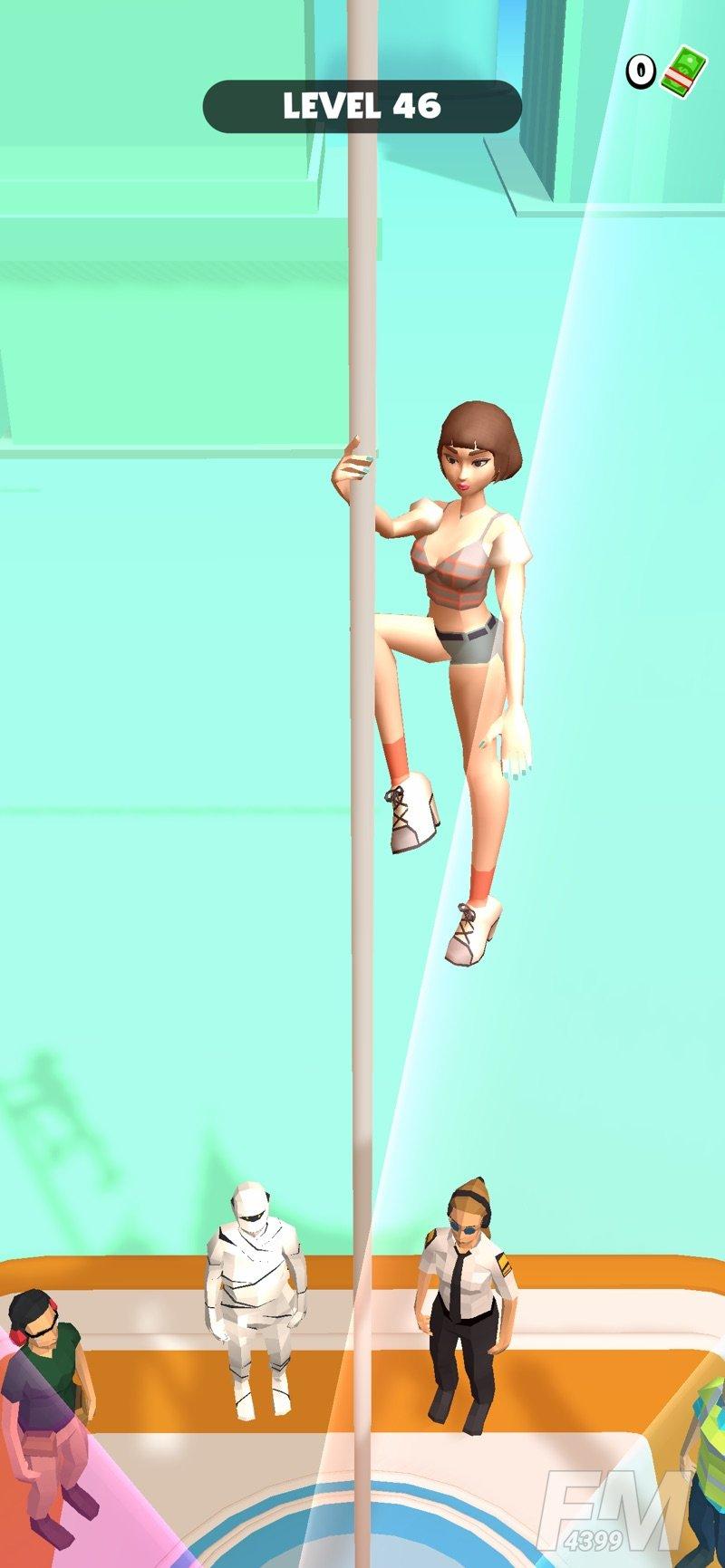钢管舞3D