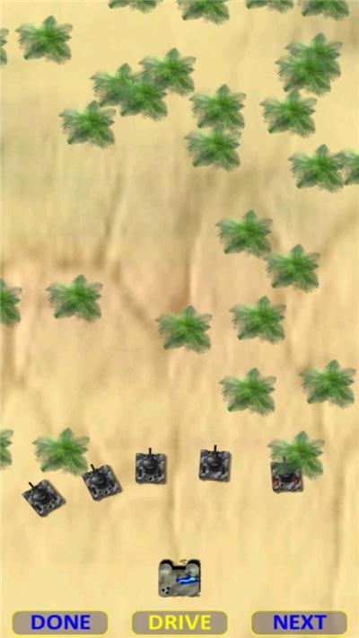 沙漠坦克大战截图