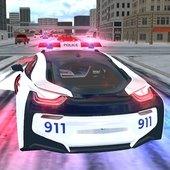 i8警车模拟