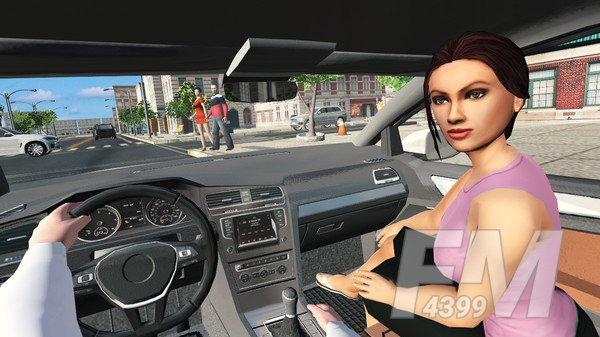 M包汽车模拟器