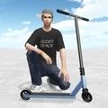 滑板车模拟器