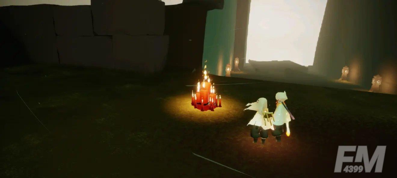 光遇4.5任务汇总 4月5日光遇大蜡烛季节蜡烛任务完成攻略图片5