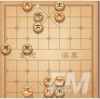 天天象棋残局挑战223关怎么过?残局挑战223关破解方法图片2