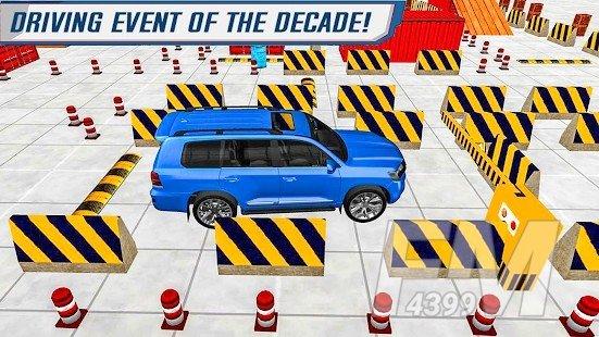 普拉多停车场模拟器2021