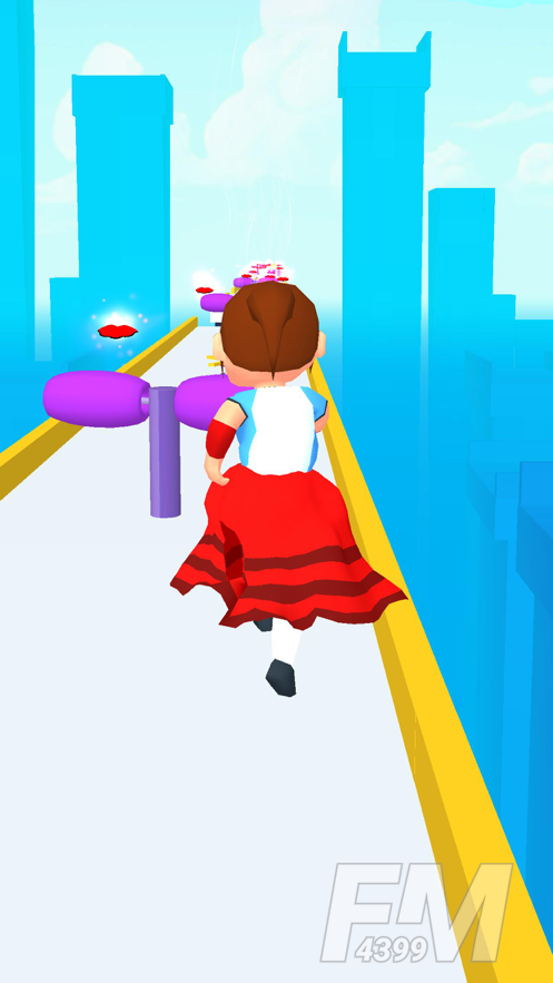 飞舞的裙子3D