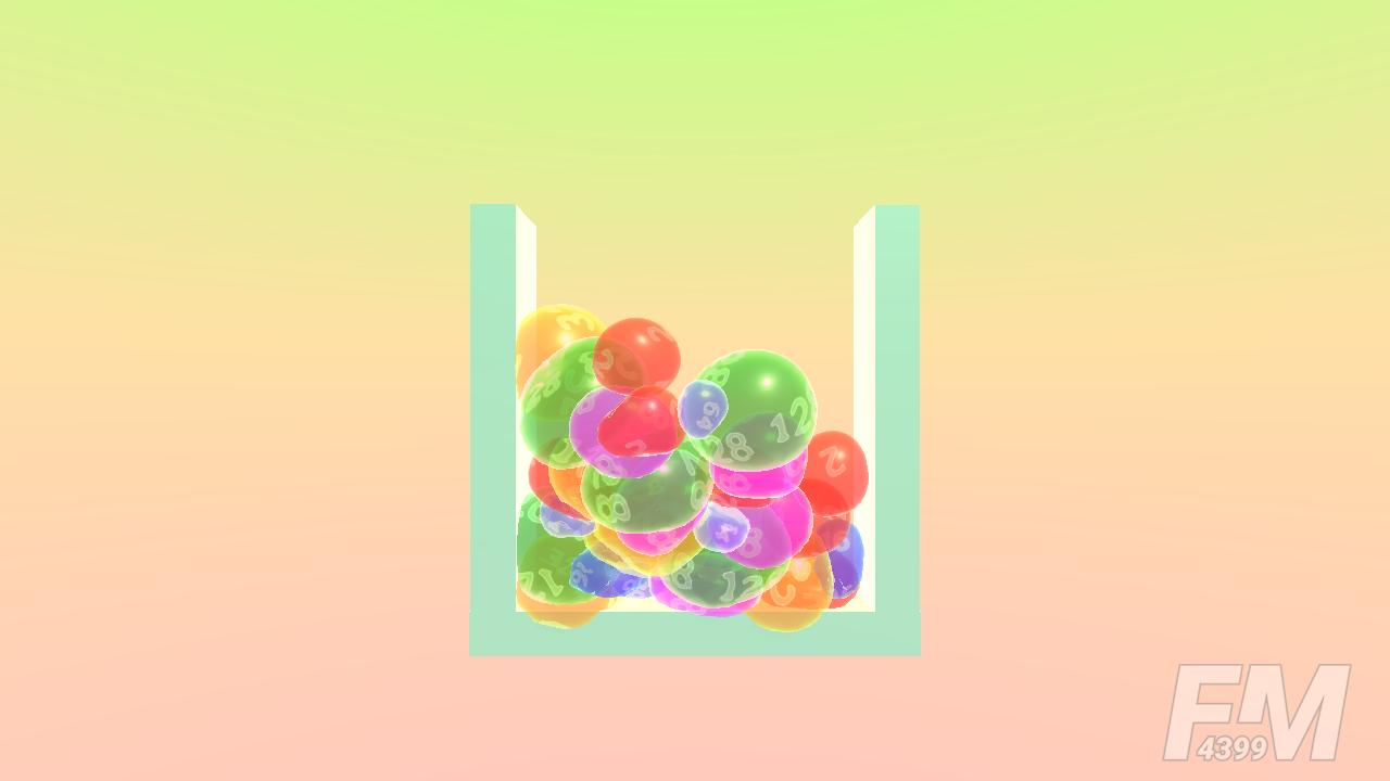 融合果冻3D