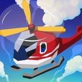 新战斗直升机射击