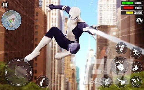 蜘蛛侠英雄3D