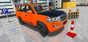 吉普车3d