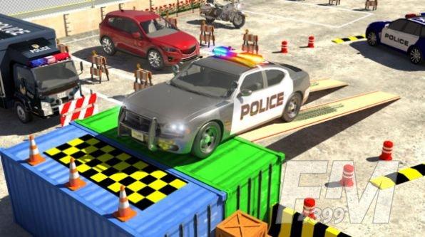 停车场3D大师