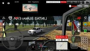 idbs印度尼西亚卡车模拟器