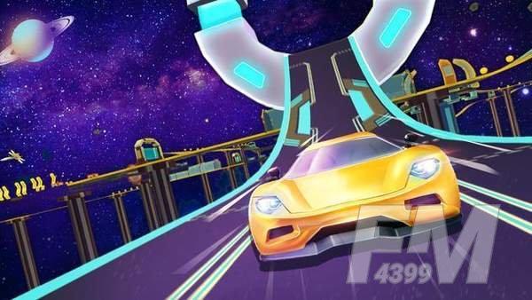 超级银河极限赛车