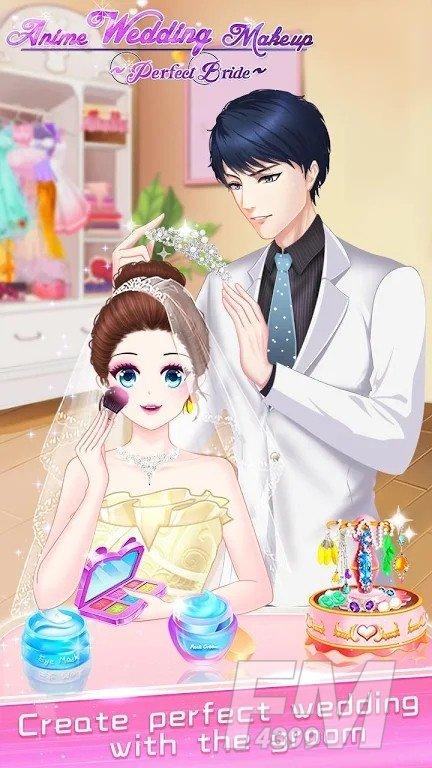 动漫完美新娘